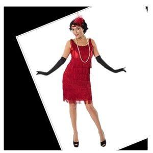 • 20's Flapper Costume